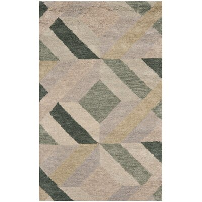 Colesville Ivory Rug Rug Size: Rectangle 4 x 6