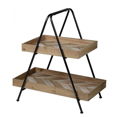 Colton 2-Tiered Stand