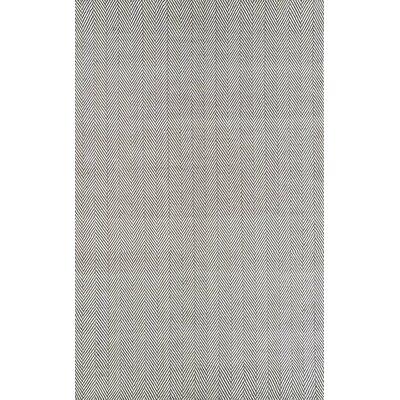 Jeremy Hand-Woven Gray Mathew Area Rug