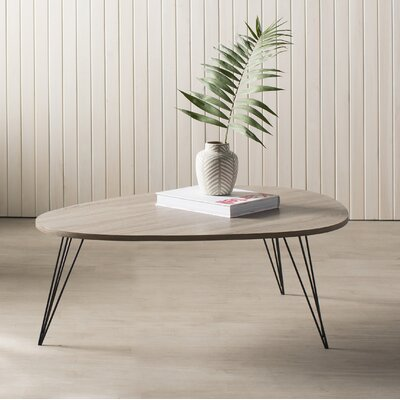Seraphina Coffee Table Table Top Color: Oak