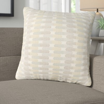 Rodrick Throw Pillow Color: Breeze