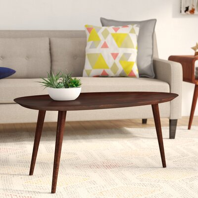 Montgomery Coffee Table Color: Walnut