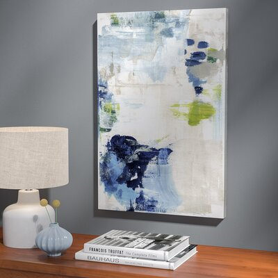 Langley Street Perks Painting Print on Wrapped Canvas