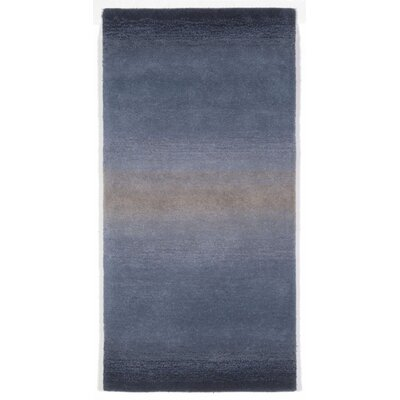 Belding Hand-Tufted Blue Area Rug Rug Size: 2' x 4'