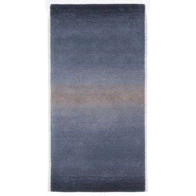 Belding Hand-Tufted Blue Area Rug Rug Size: 2 x 4