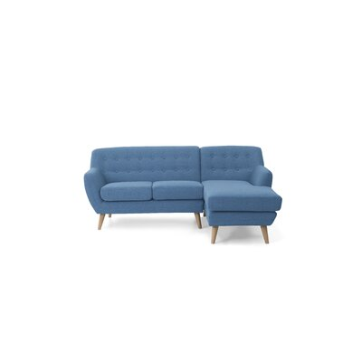 Kelton Sectional Upholstery: Blue
