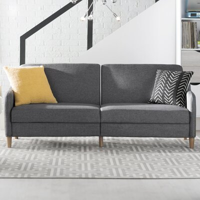 Tulsa Sleeper Sofa Upholstery: Gray