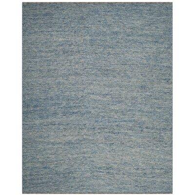 Daytona Beach Hand-Tufted Blue Area Rug Rug Size: Rectangle 8 x 10
