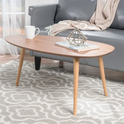 Montgomery Coffee Table Color: Natural