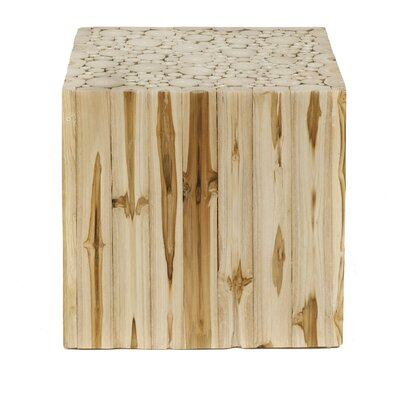 Londyn End Table Color: Natural