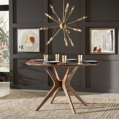 Cassius Trestle Dining Table