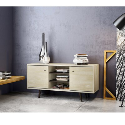 Norloti 53 TV Stand Color: Sand