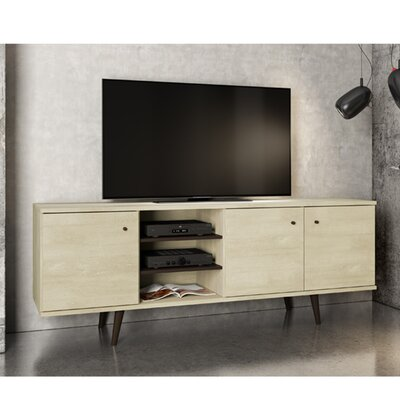 Norloti 71 TV Stand Color: Sand