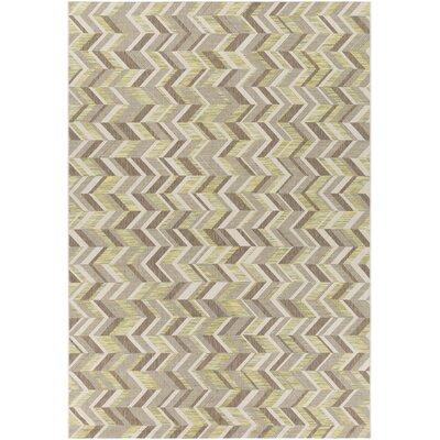 Farlough Brown/Neutral Indoor/Outdoor Area Rug Rug Size: Rectangle 711 x 1010