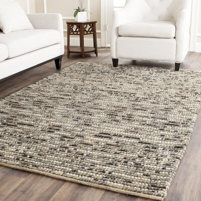 Stefanie Blue Area Rug Rug Size: Rectangle 4 x 6