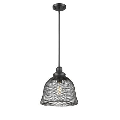 Deckard 1-Light Mini pendant Finish: Oil Rubbed Bronze