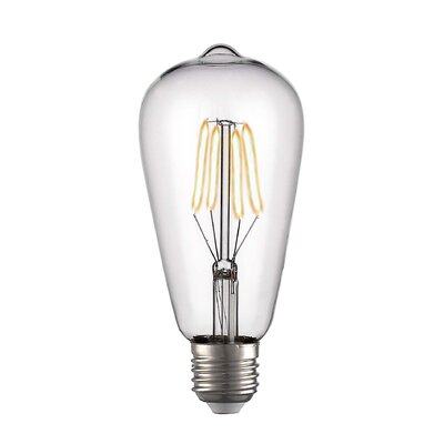 60W E26/Medium Incandescent Vintage Filament Light Bulb