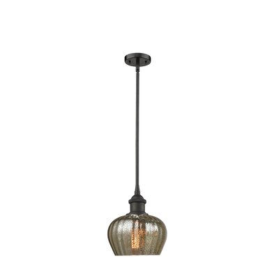 Dooling 1-Light Mini Pendant Finish: Oiled Rubbed Bronze
