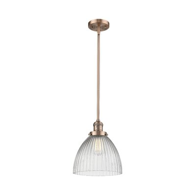 Deserie 1-Light Mini Pendant Finish: Antique Copper