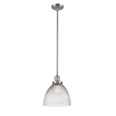 Deserie 1-Light Mini Pendant Finish: Polished Nickel