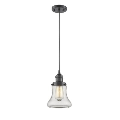 Nardone 1-Light Mini Pendant Color: Oil Rubbed Bronze