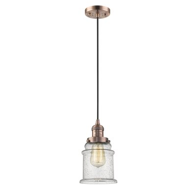 Greeley 3-Light Mini Pendant Finish: Antique Copper