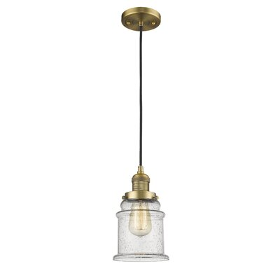 Greeley 3-Light Mini Pendant Finish: Brushed Brass