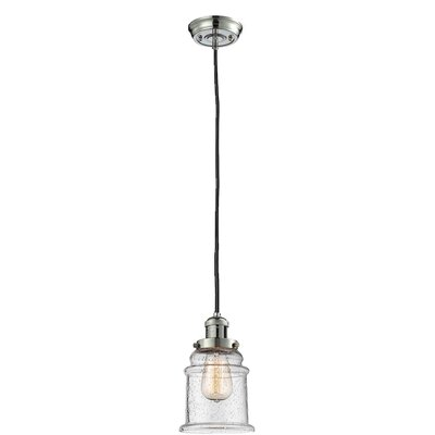 Donson 3-Light Mini Pendant Finish: Polished Nickel