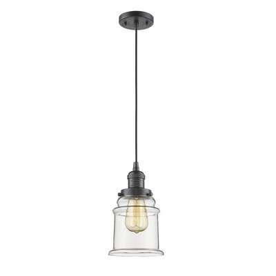 Greeley 2-Light Mini Pendant Finish: Oil Rubbed Bronze