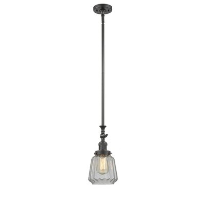 Vinson 1-Light Mini Pendant Finish: Oil Rubbed Bronze