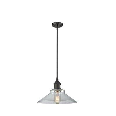 Nash 1-Light Mini Pendant Color: Oil Rubbed Bronze