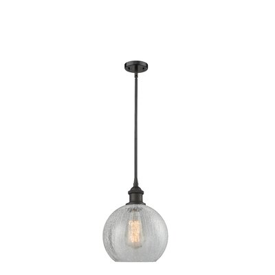 Garduno 1-Light Globe Pendant Finish: Oil Rubbed Bronze