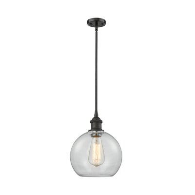 Garduno 1-Light Mini Pendant Finish: Oiled Rubbed Bronze