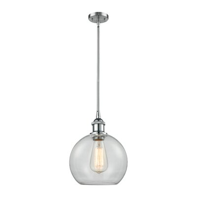 Garduno 1-Light Mini Pendant Finish: Polished Chrome