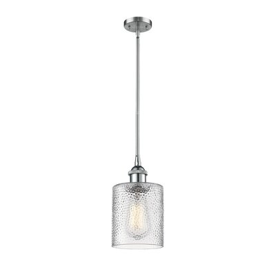 Inglestone Common 1-Light Mini Pendant Finish: Polished Chrome