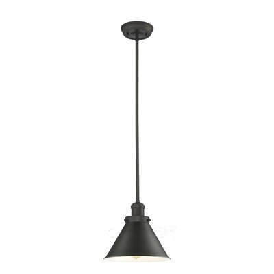 Stonecrest 1-Light Mini Pendant Finish: Oil Rubbed Bronze
