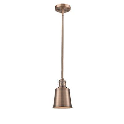 Carn 1-Light Mini Pendant Finish: Antique Copper