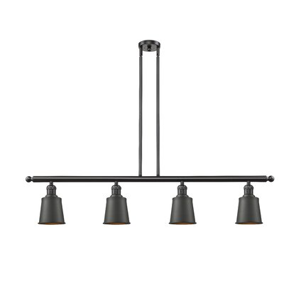Carn 4-Light Kitchen Island Pendant Finish: Oil Rubbed Bronze