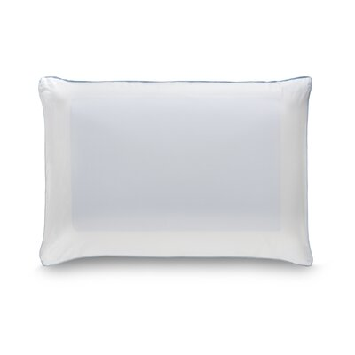 Cloud Breeze Dual Cooling Memory Foam Pillow Size: King