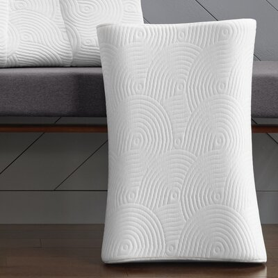 Contour Side to Side Memory Foam Queen Pillow