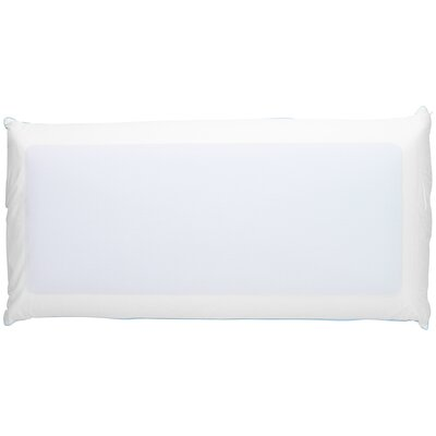 Cloud Breeze Dual Cooling Memory Foam Pillow Size: Queen