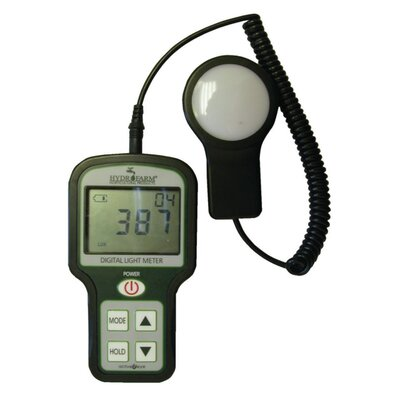 Digital Light Meter (Footcandles)