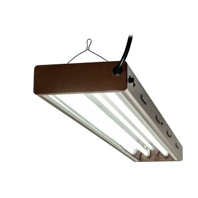 4-Light Tube Fixture