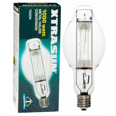 Halide Light Bulb Wattage: 1000W