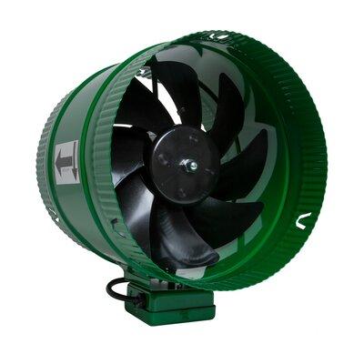 661 C.F.M Inline Booster Fan