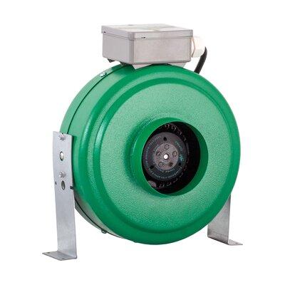 165 C.F.M In-Line Bathroom Fan