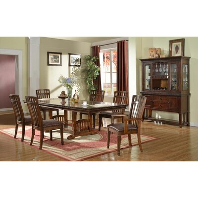 Zion 7 Piece Extension Dining Set