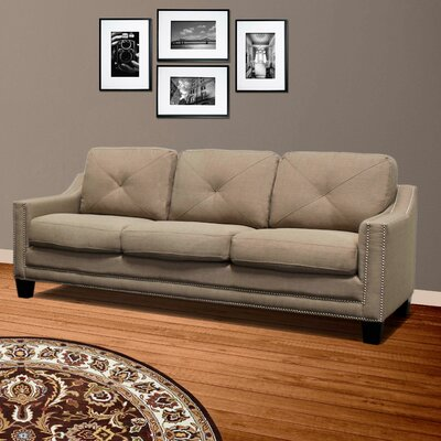 BestMasterFurniture 6651 Sofa Nail Head Sofa