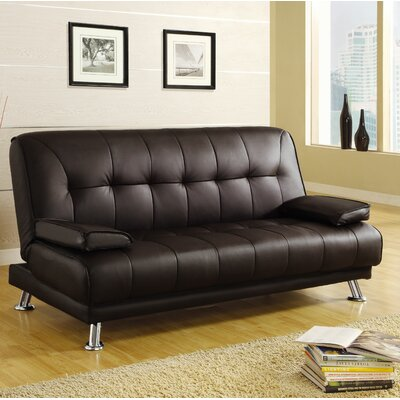 JF10 Brown BMFR1026 BestMasterFurniture Adjustable Futon Convertible Sofa