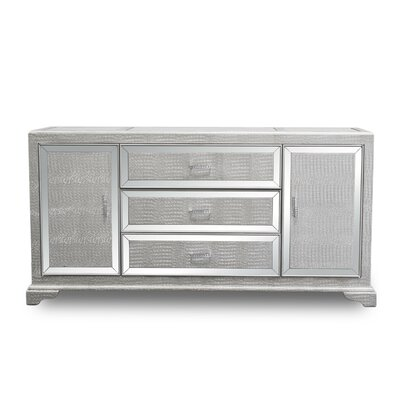 Sideboard Finish: Silver